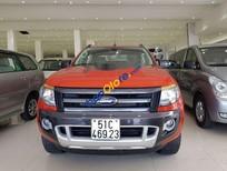 Bán xe Ford Ranger Wildtrak sản xuất năm 2014