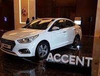Bán ô tô Hyundai Acent 1.4 MT đời 2018, màu trắng, xe nhập