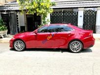 Bán xe Lexus IS 250 năm sản xuất 2013, màu đỏ, xe nhập
