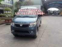 Xe tải kenbo 990kg,thùng dài 2m6,đời mới nhất,giá rẻ