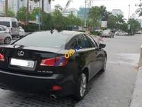 Bán xe Lexus IS 350 AWD đời 2011, màu đen, xe nhập