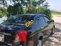 Bán ô tô Chevrolet Lacetti đời 2009, màu đen, giá chỉ 199 triệu