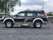 Bán ô tô Ford Everest Limited đời 2008, màu đen, 450 triệu