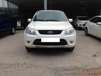 Ford Escape 4x2 2.3L Sản xuất 2012, màu trắng, biển Hà Nội