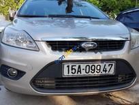 Cần bán lại xe Ford Focus 1.8 MT sản xuất năm 2010, màu vàng còn mới, giá 268tr