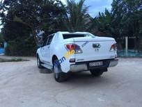 Bán Mazda BT 50 đời 2013, màu trắng, 450 triệu