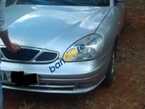 Bán ô tô Daewoo Nubira G năm sản xuất 2001, màu bạc, nhập khẩu xe gia đình, giá 98tr