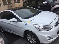 Cần bán lại xe Hyundai Accent năm sản xuất 2014, màu trắng, nhập khẩu như mới