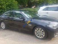 Cần bán xe BMW 5 Series 520i sản xuất 2015, màu đen, xe nhập như mới