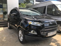 Cần bán xe Ford EcoSport Titanium 1.5 AT năm 2015, màu đen, giá 530tr