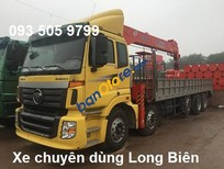 Bán tải 5 chân gắn cẩu tự hành 7 tấn, 8-10 tấn, 12-15 tấn Soosan, Unic, Tanado, Kanglim, Atom 2017-2018