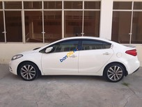 Bán Kia K3 1.6AT 2015, màu trắng, xe gia đình đi kỹ, còn rất mới