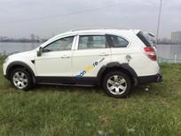 Cần bán gấp Chevrolet Captiva LT đời 2008, màu trắng, nhập khẩu xe gia đình, 342tr