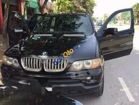 Bán ô tô BMW X5 sản xuất 2005, màu đen, 320 triệu