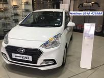 Bán Hyundai Grand I10 số tự động 2018, 90tr mang xe về nhà, đủ màu giao ngay - LH: 0918439988