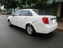 Bán ô tô Daewoo Lacetti EX 2004, màu trắng
