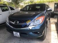 Chính chủ bán xe Mazda BT 50 đời 2015, màu xanh lam