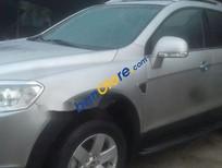 Cần bán lại xe Chevrolet Captiva LTZ năm sản xuất 2009, màu bạc xe gia đình