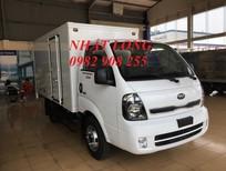 Bán xe tải Thaco Kia K250 tải trọng 2.49 tấn vô thành phố