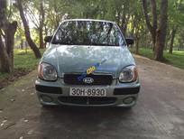Bán xe Kia Visto đời 2002, màu xanh lam, nhập khẩu