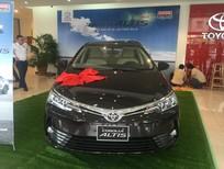 Toyota Corolla Altis 1.8E CVT, khuyến mại cực sốc, hỗ trợ vay tối đa 85%, xe giao ngay