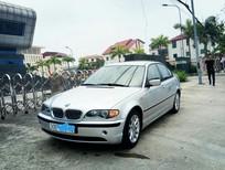 Bán xe BMW 3 sản xuất 2003, màu bạc, nhập khẩu chính hãng giá cạnh tranh