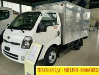 Bán xe tải K165 đời mới (K250) 2.49 tấn, động cơ Huyndai Hàn Quốc, hỗ trợ trả góp lên tới 75%