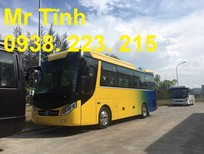 Bán ô tô Thaco Town TB85S-E4 2018 29-34 chỗ, đòn dài 8.5m, mới nhất Sài Gòn
