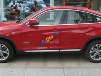 Bán ô tô BMW X4 xDrive20i năm sản xuất 2017, màu đỏ, nhập khẩu