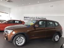 Bán ô tô BMW X3 năm 2017, màu nâu, nhập khẩu nguyên chiếc