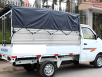 Mua trả góp xe tải Dongben 870kg thùng bạt