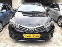 Bán xe Toyota Corolla Altis 1.8 G 2015, màu đen, giá tốt