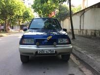 Bán xe Suzuki Vitara gx đời 2006, màu xanh lam
