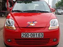 Bán Chevrolet Spark Van 2015 màu đỏ, số tay, đăng ký tên tôi