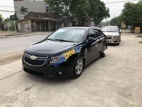 Cần bán Chevrolet Cruze sản xuất 2010, màu đen