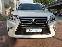 Cần bán lại xe Lexus GX460 Luxury năm sản xuất 2015, màu trắng, nhập khẩu nguyên chiếc