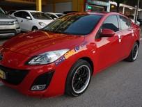 Bán Mazda 3 sản xuất năm 2010, màu đỏ, xe nhập, 435 triệu