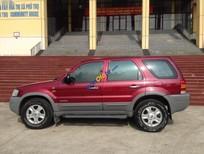Bán xe Ford Escape 3.0 V6 năm sản xuất 2002, màu đỏ