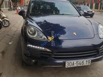 Cần bán Porsche Cayenne sản xuất 2012, màu xanh lam, nhập khẩu xe gia đình