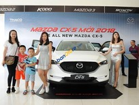 Bán Mazda CX5 all new 2018 chỉ từ 180tr, lãi suất 0,6%, trả góp tối đa 90%, hỗ trợ chứng minh thu nhập, LH 0988762232