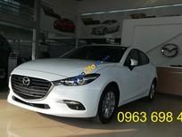 Bán Mazda 3 chỉ từ 130tr, lãi suất 0,6%, trả góp tối đa 90%, hỗ trợ chứng minh thu nhập, LH 0988762232