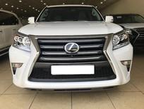 Cần bán gấp Lexus GX460 Luxury sản xuất 2015, màu trắng, nhập khẩu chính chủ