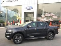 Cần bán xe Ford Ranger Wildtrak 3.2 năm sản xuất 2018, màu xám, nhập khẩu nguyên chiếc