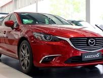 Bán Mazda 6 sản xuất năm 2018, màu đỏ giá cạnh tranh