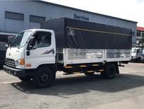 Bán xe tải Hyundai HD120SL tải 8 tấn, thùng dài 6m3