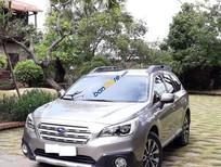 Bán Subaru Outback sản xuất năm 2015, màu xám, xe nhập chính chủ