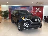 Bán Toyota Fortuner 2.7V máy dầu 1 cầu, 2 cầu giao xe sớm, hỗ trợ trả góp
