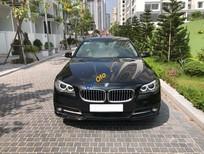 Bán BMW 5 Series 520i sản xuất 2015, màu đen, nhập khẩu nguyên chiếc