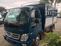 Bán xe Thaco Ollin 350 E4 2018, màu xanh lam, nhập khẩu chính hãng, giá 397tr