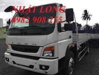 Bán xe tải Fuso FI nhập khẩu chính hãng tải trọng 7 Tấn thùng dài 5.9m giá tốt, giao ngay liên hệ Nhật Long 0982 908 255